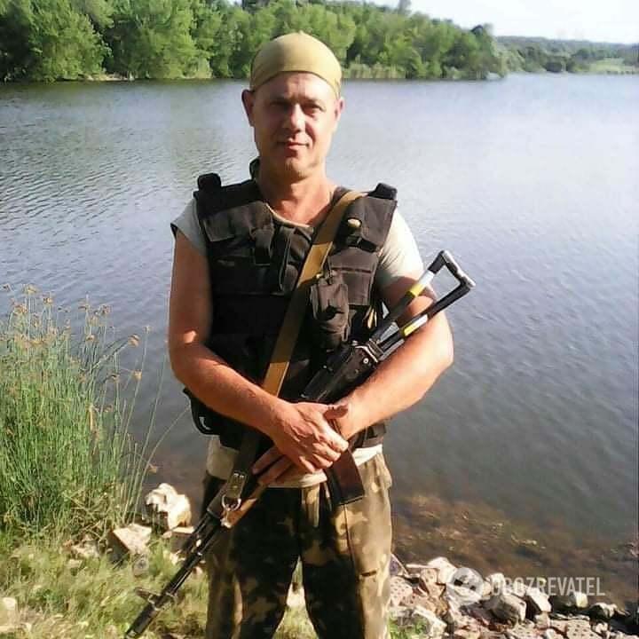 На війні Андрій Гонар – з 2015 року, він мав намір продовжувати контракт