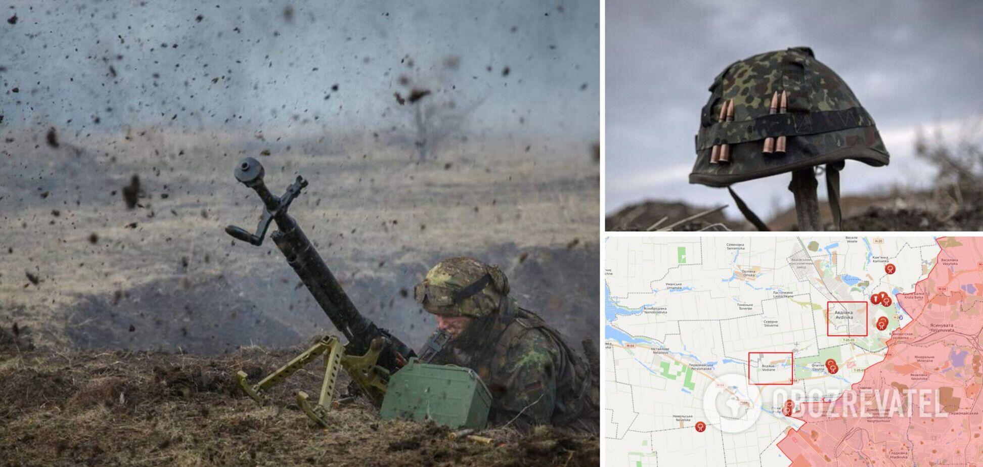 На Донбасі через обстріли російських найманців загинув боєць ЗСУ
