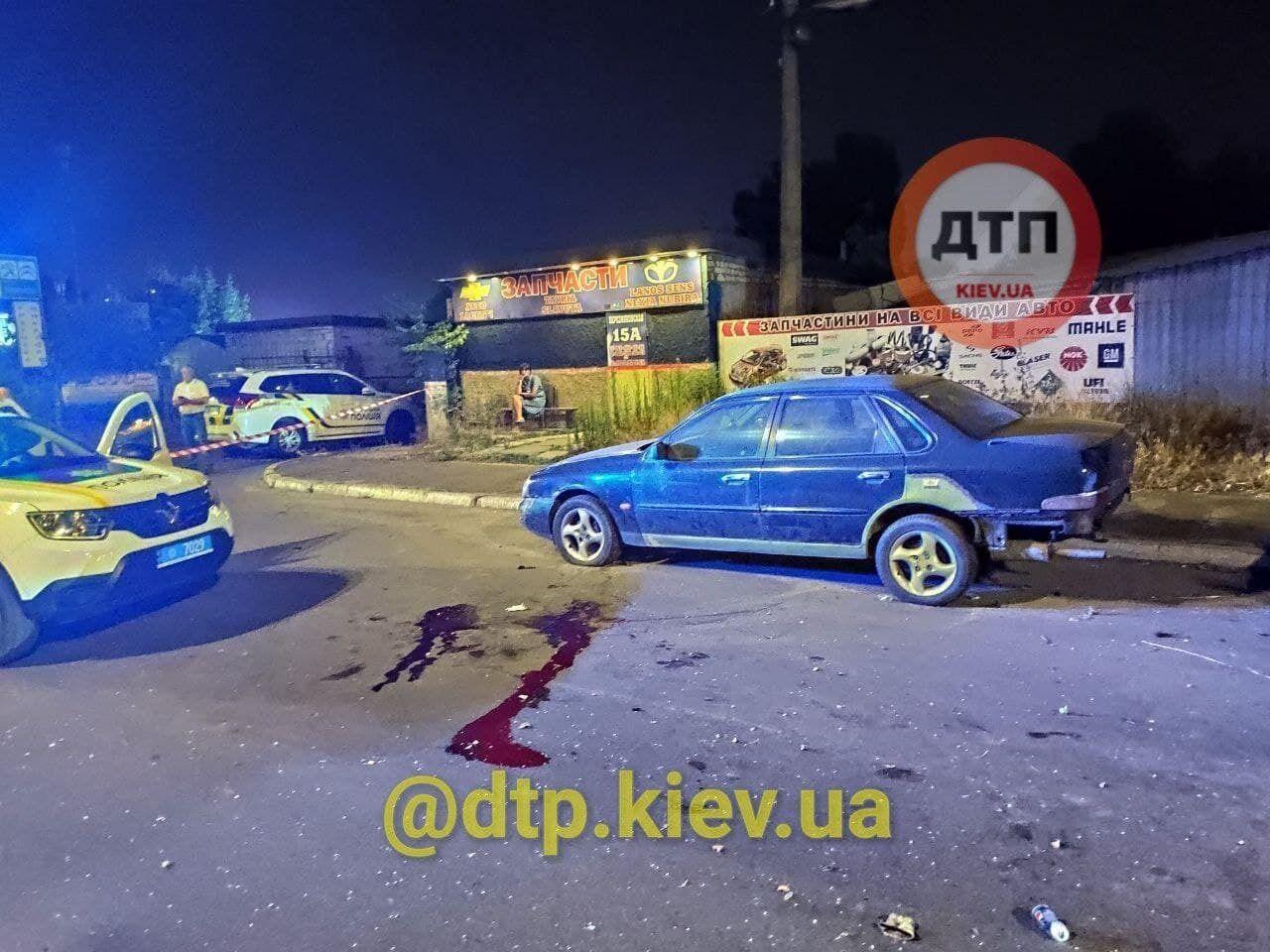 Дівчина загинула в машині швидкої допомоги