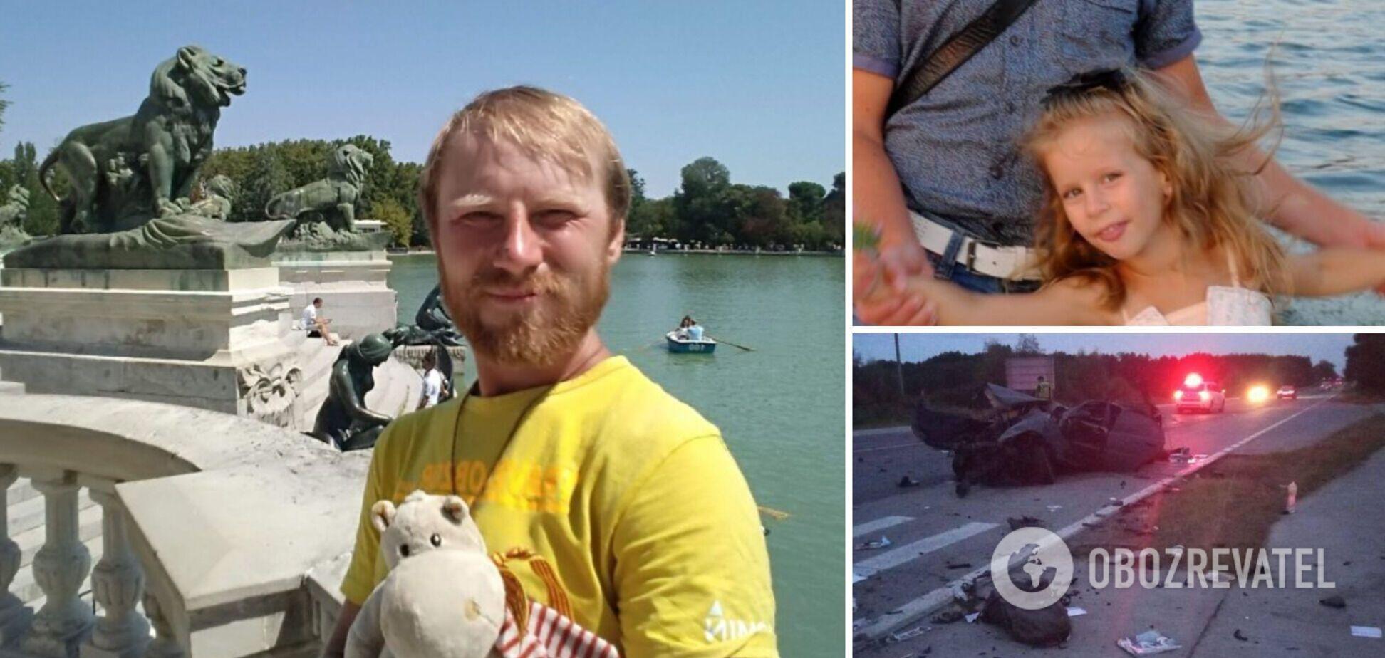 У ДТП загинув український рекордсмен і його 10-річна дочка. Фото
