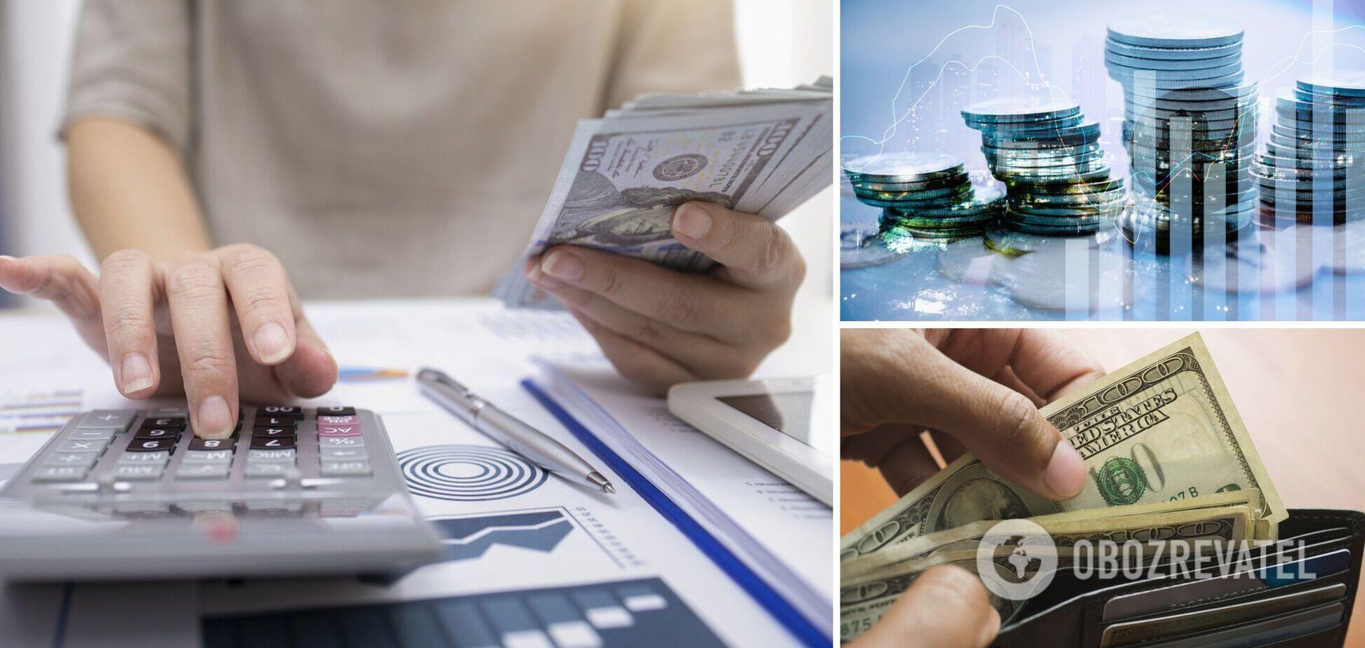 Курс долара в Україні буде коливатися приблизно 27 грн