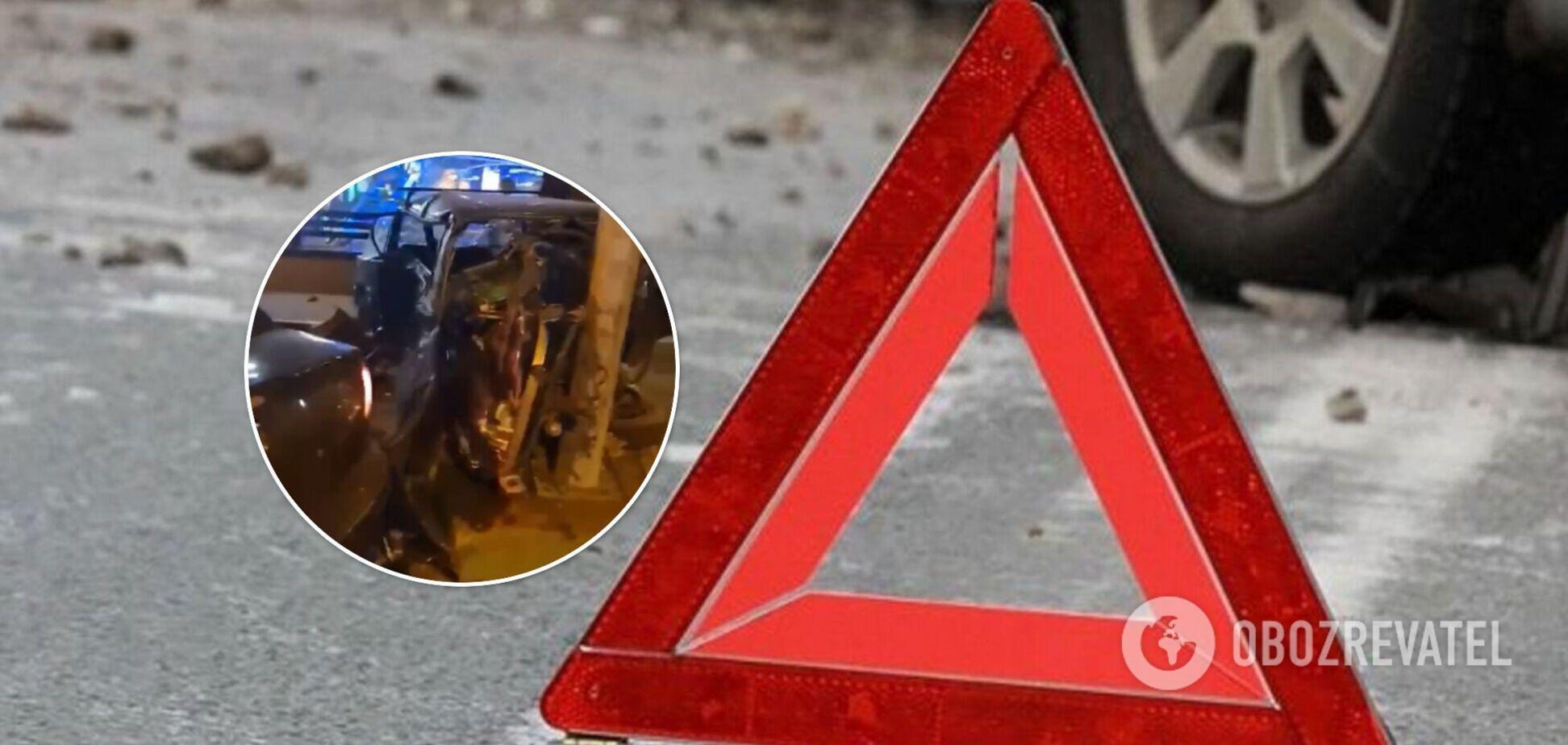 Під Одесою водії влаштували 'нічні гонки': 16-річна пасажирка серйозно постраждала. Відео