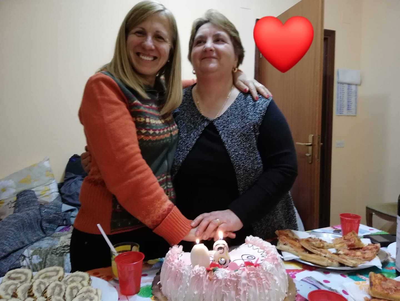 Ганна працювала в Італії майже 20 років, у неї там залишилося багато друзів